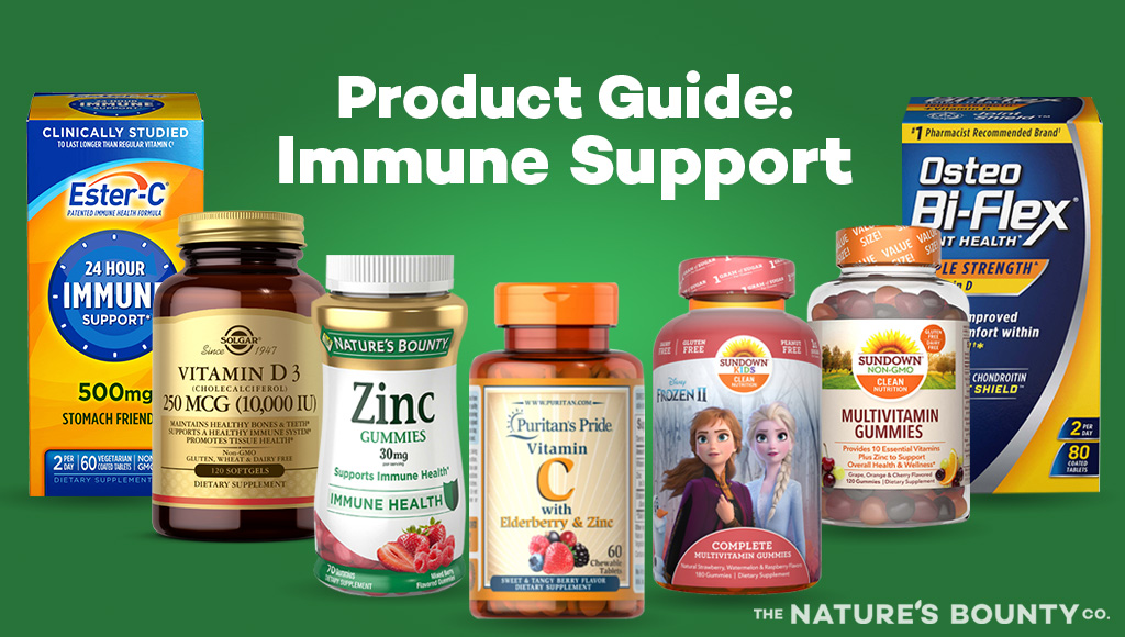 Product Guide: Immune Support